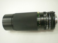 Koboron 75-300mm zoom objektív + 2X konverter