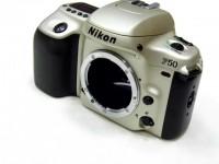 Nikon F50 filmes váz