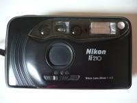 Nikon AF210 filmes fényképezőgép