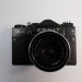 Zenit 12XP filmes gép+ Tessar 2.8/50