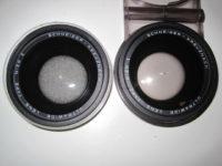 Schneider-kreuznach ultrawide type nizo 1 korrekciós lencse