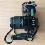 Canon EOS 3000 fényképezőgép