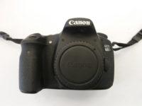 Canon EOS 60D digitális váz