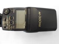 Pentax AF-360FGZ vaku