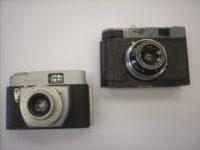 Beirette és Szmena analóg fényképezőgép