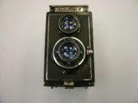 Reflekta II antik fényképezőgép