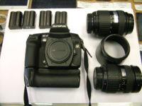 Olympus E3 fényképezőgép +40-150mm +14-54mm objektívek