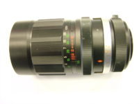 Soligor 55-135 M42 analóg objektív