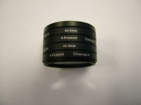 Polaroid előtét lencsék+UV Nikon