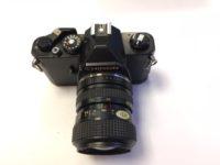 Chinon CM-4S Filmes gép+35-70 zoom