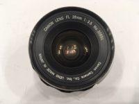 Canon FL 28/3.5 analóg objektív