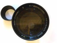 Revuenon 70-220/4 M42 analóg objektív