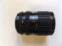 Sigma 28-80 objektív M42
