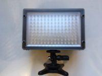 Triopo TTV-126 videó lámpa