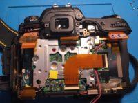 Fényképezőgép, objektív szervíz