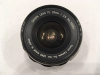 Canon FL 28/3.5 objektív