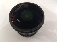 Fish-Eye CS 6.5mm/3.5 halszem objektív Canonra