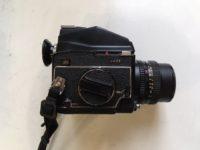 Mamiya 645 nagy filmes gép+ 80/2.8 objektív