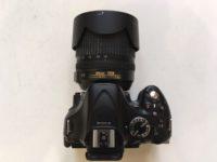 Nikon D5200 + 18-105 objektív