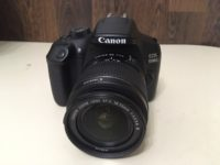 Canon EOS 1300D +18-55 objektív