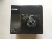 Sony DSC-RX100 fényképezőgép