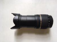 Tamron 18-200 objektív Sony A-ra